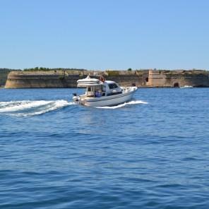 Eindruck Boote und Wasser 8