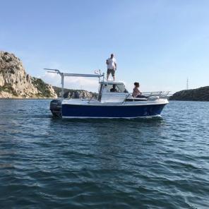 Eindruck Boote und Wasser 15