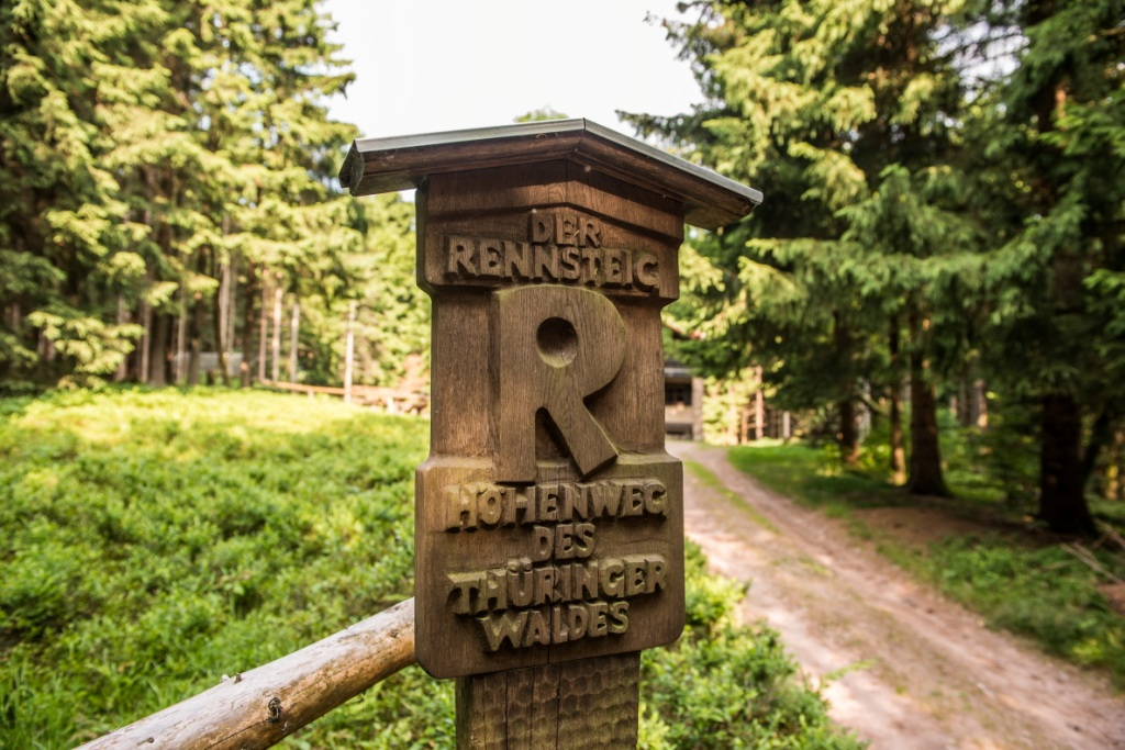 Rennsteig, il sentiero più antico della Germania
