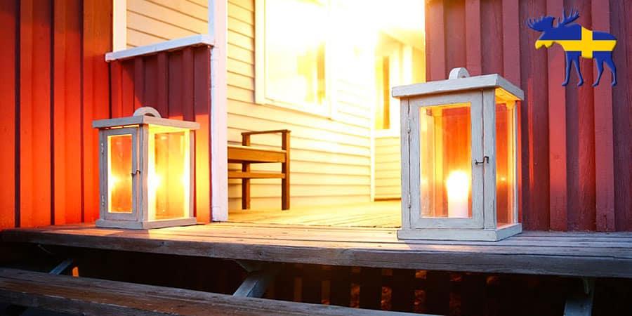 Romantik Ferienhaus Schweden