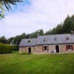 72 Ferienhaus Bretagne Aussenansicht 1