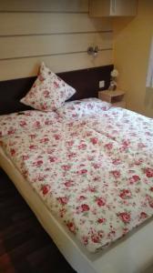 Häuschen am Rosenstrauch - Schlafzimmer