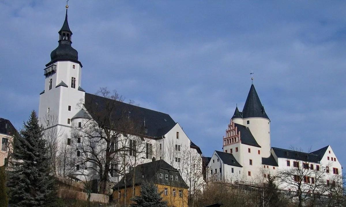 4 Sterne Ferienwohnung in Schwarzenberg / Erzgebirge