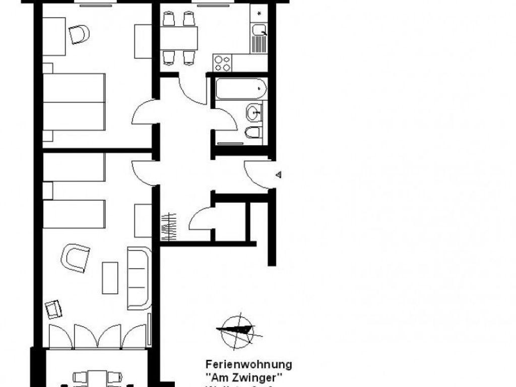Ferienwohnungen Am Zwinger In Dresden