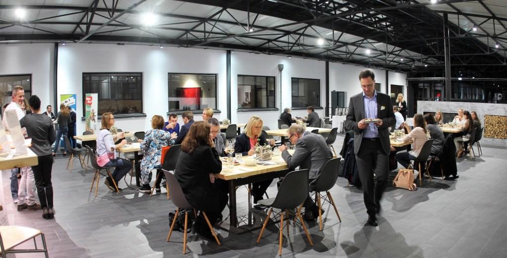 Talentcamp HR Excellence 08.10.2018 in Solingen – die Atmosphäre