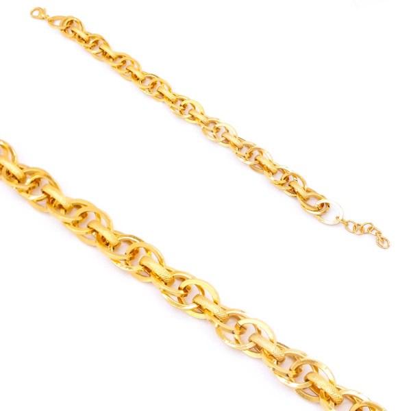 Altın Kaplama Bileklik BLK-111
