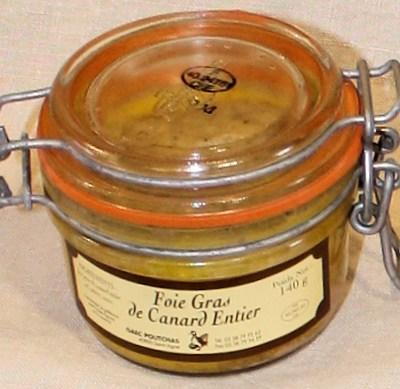 Ferme Poutchas - Foie Gras 140g