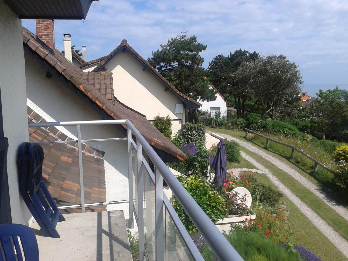 Route de campagne du village Cap Gris-nez