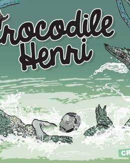crocodile henri