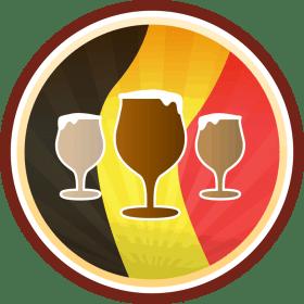 bandiera belgio birre