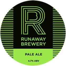 Runaway Pale Ale targhetta