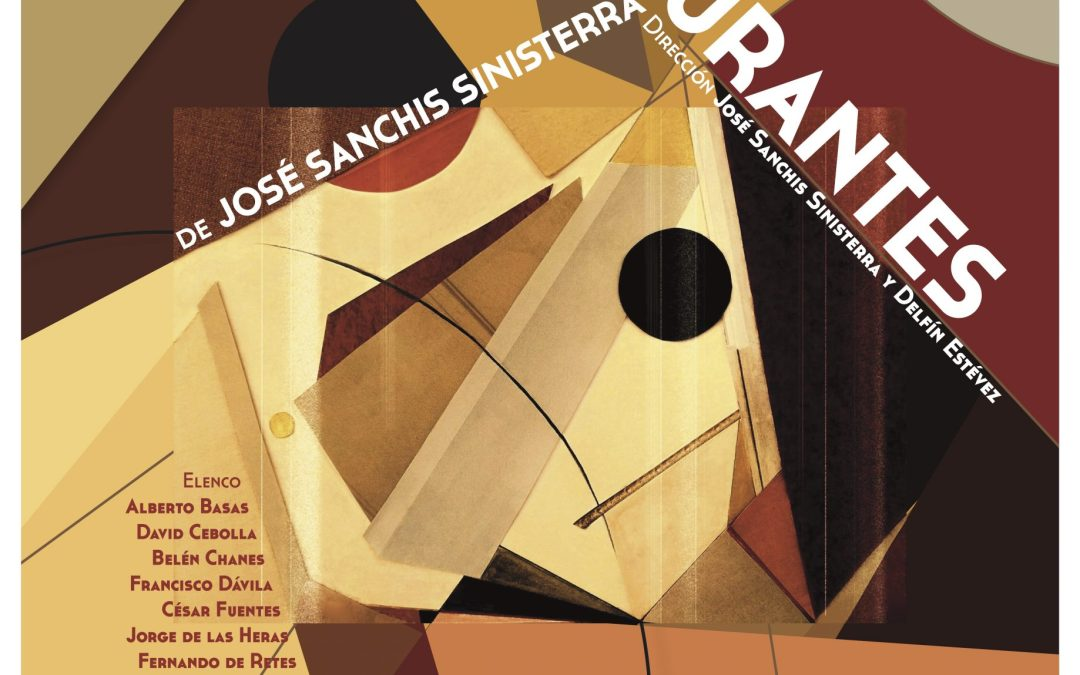 Fernando de Retes en Los Figurantes de Sanchís Sinisterra