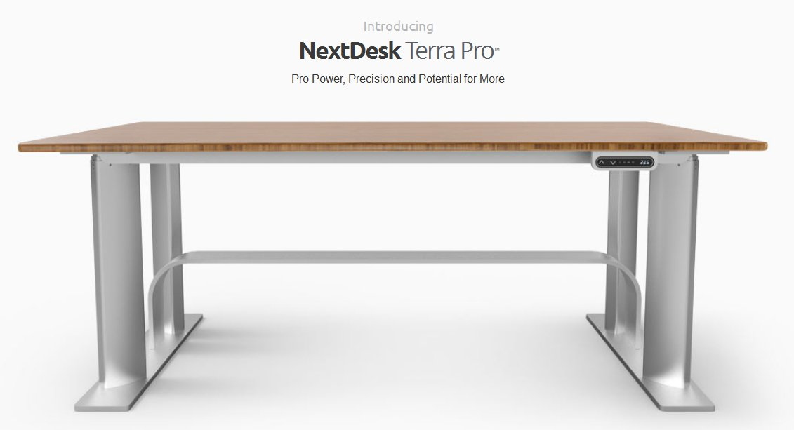 Valorando comprarme una standing desk