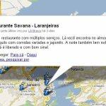 Mapa Wireless do Rio de Janeiro