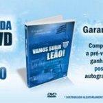 Pré-venda do DVD: Vamos Subir Leão!