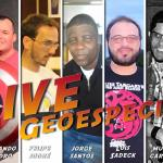 1º LIVE GeoEspecial