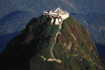 Places to see in Sri Lanka Adams Peak