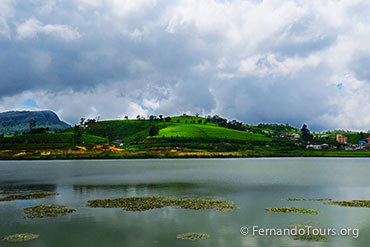 Places to see in Sri Lanka Nuwara Eliya Gregory Lake