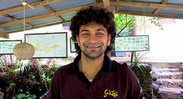 Fernando Tours' Rainforest Guide Kasun Hemal