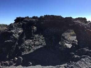 Big Island Hawaii - Lavagebilde im National Park Volcano