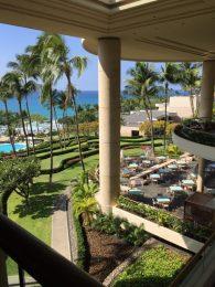 Big Island Hawaii - Captain Cook - schickes Hotel Prince Hapuna Beach - aber teuer