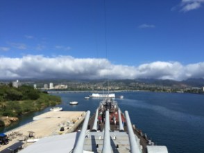 Pearl Harbor - USS Battleship Missouri Memorial O´ahu