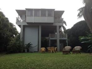 Kauai Hawaii - unser Haus auf Stelzen