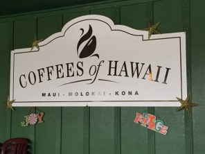 Molokai Hawaii - Post a Nut - Coffees of Hawaii
