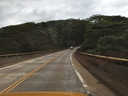 Kauai Hawaii - da ist einfach kein Wasserfall !!!