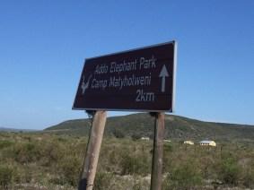 Addo Elephant Park Camp Matyholweni