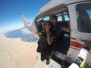 Afrika-Namibia - SkyDive 2