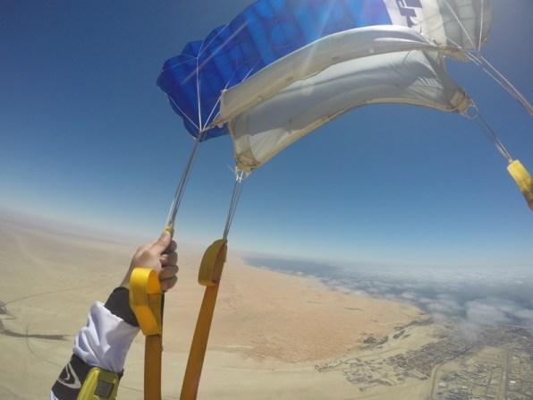 Afrika-Namibia - SkyDive 4