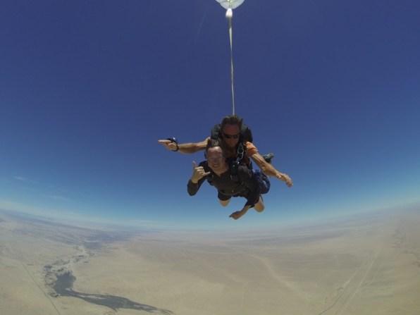Afrika-Namibia - SkyDive 9