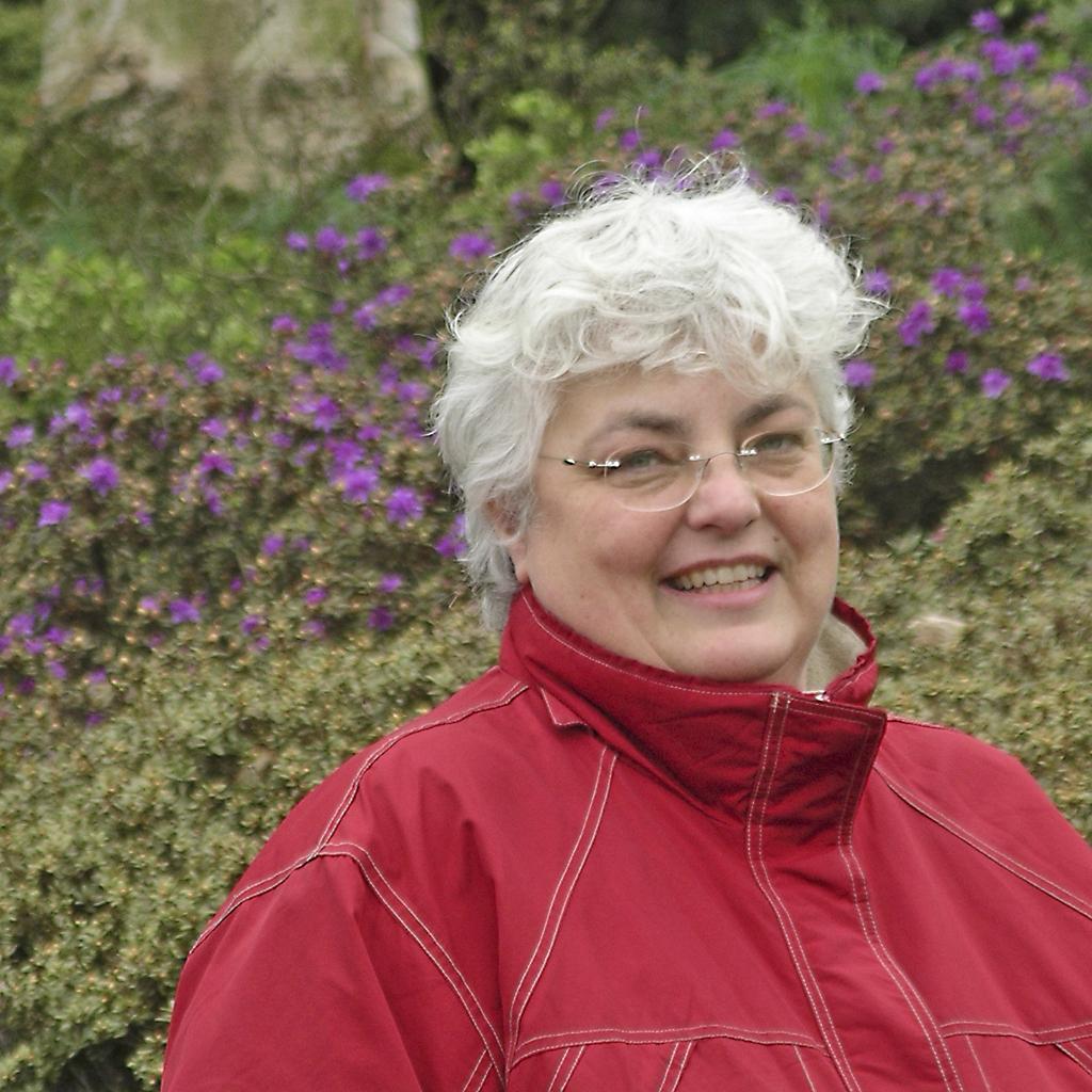 Gail Brown - Portrait
