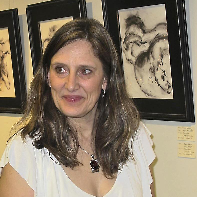 Nancy Murphy - Portrait