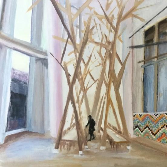 Rosemary Sleigh - artwork