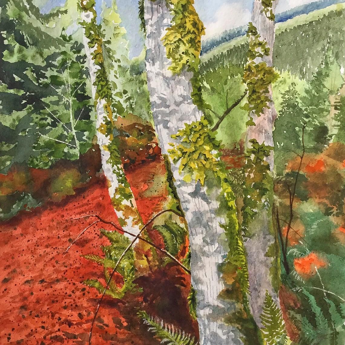 Robin Drader - artwork