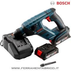 TASSELLATORE BOSCH GBH 18V-LI