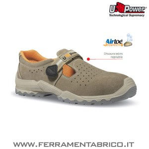 SCARPE ANTINFORTUNISTICHE UPOWER SOYUZ