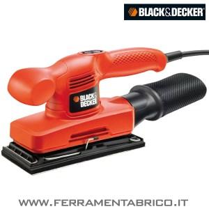 LEVIGATRICE BLACK DECKER KA310
