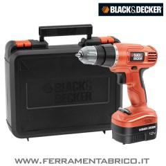 TRAPANO BLACK DECKER EPC12CAK