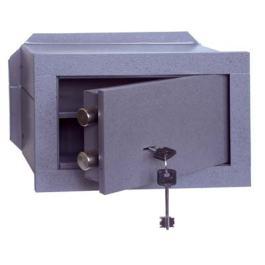 CASSAFORTE A MURARE 82010 CISA. CHIAVI 2 DM FRONTALE S.MM 10 CM 31X15 H.CM 19