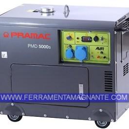 Generatore diesel PMD 5000 S