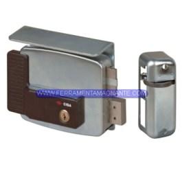 Serratura elettrica 11721 CISA in metallo da applicare