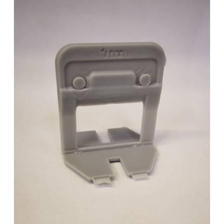 basi 1 mm distanziatori autolivellanti new block level