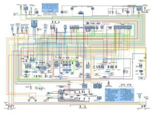 Wiring Diagrams for 1970 to 1985 Ferrari's | FerrariChat