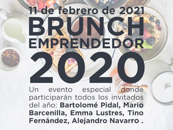 Brunch emprendedor febrero 2021