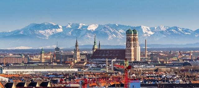destinos para puentes de 3 días, Múnich (Alemania)