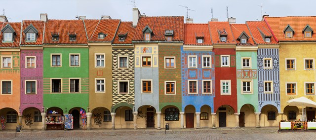 destinos para puentes de 3 días, Poznan (Polonia)