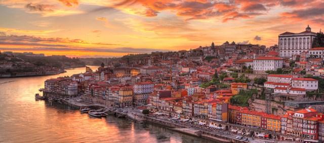 destinos para puentes de 3 días, Oporto (Portugal)